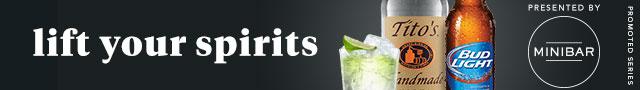 Minibar Lift Your Spirits