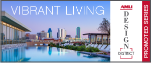 AMLI Design District Vibrant Living
