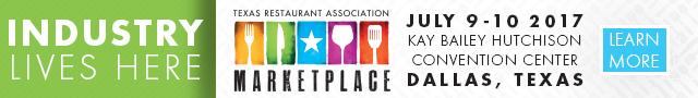 Texas Restaurant Association 2017